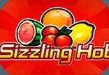 Игровой аппарат Sizzling Hot