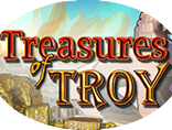 Игровой автомат Treasures Of Troy